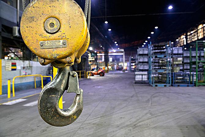 起重吊装及设备搬运
